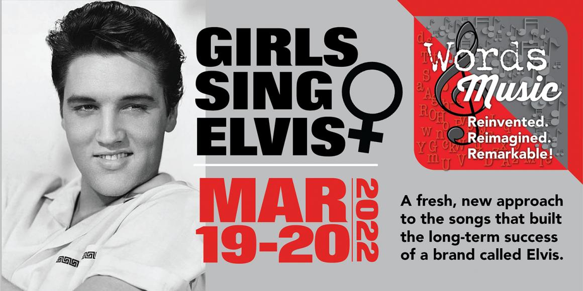Girls Sing Elvis